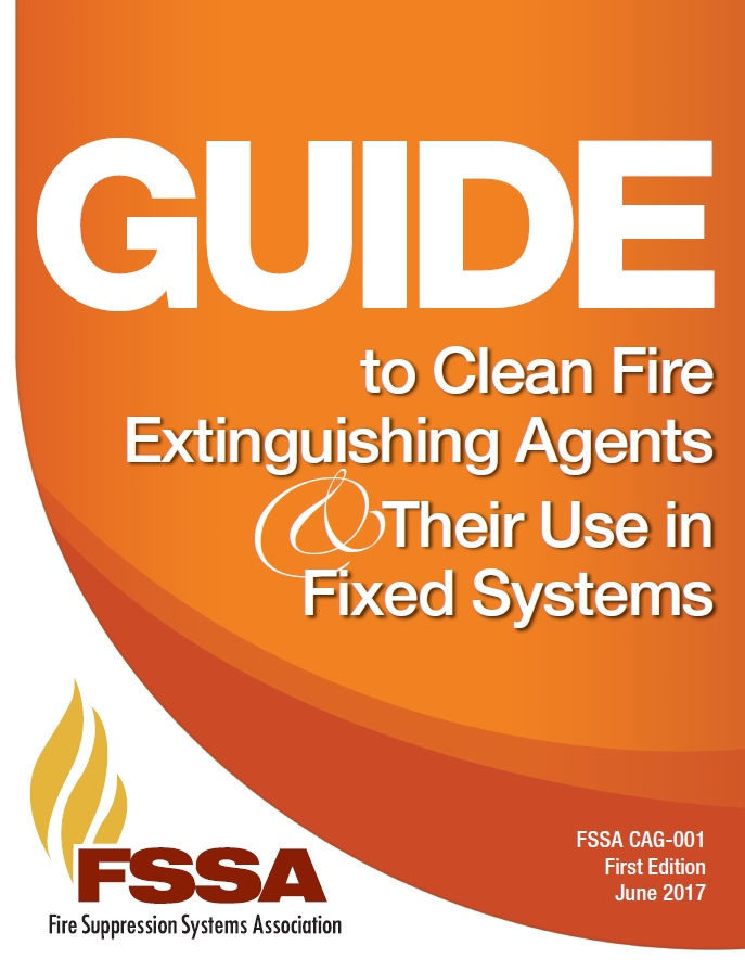 fire suppression system design guide